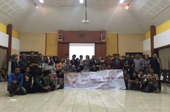 Foto bersama seluruh soilers FOKUSHIMITI Wilayah 2