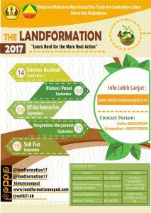 The Landformation 2017 @ Kampus UNPAD Jatinangor   Jawa Barat   Indonesia